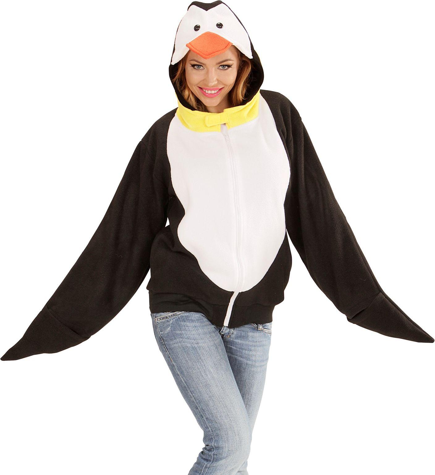 Pinguïn vest