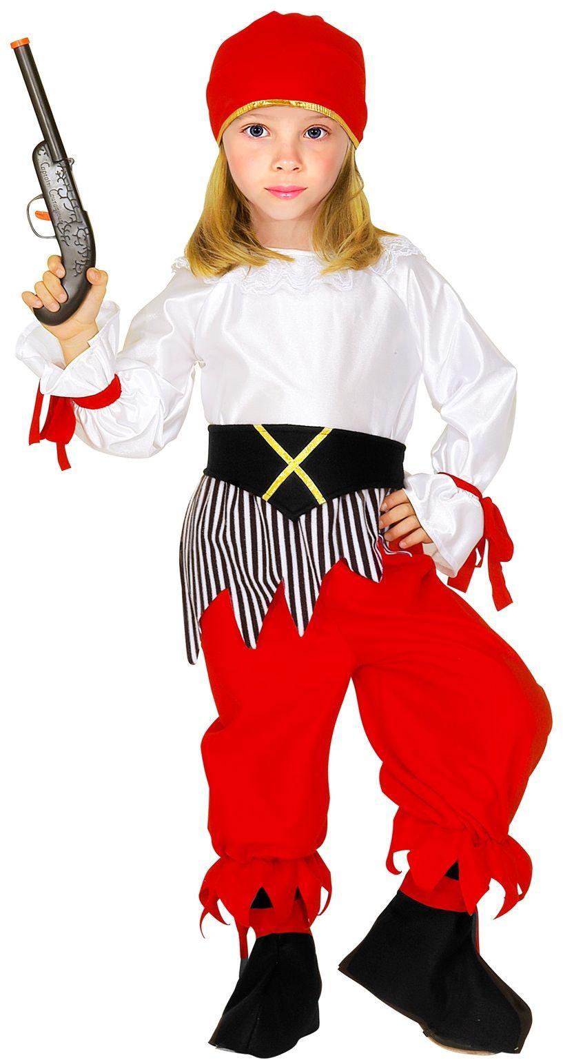 Piraat carnaval meisjes