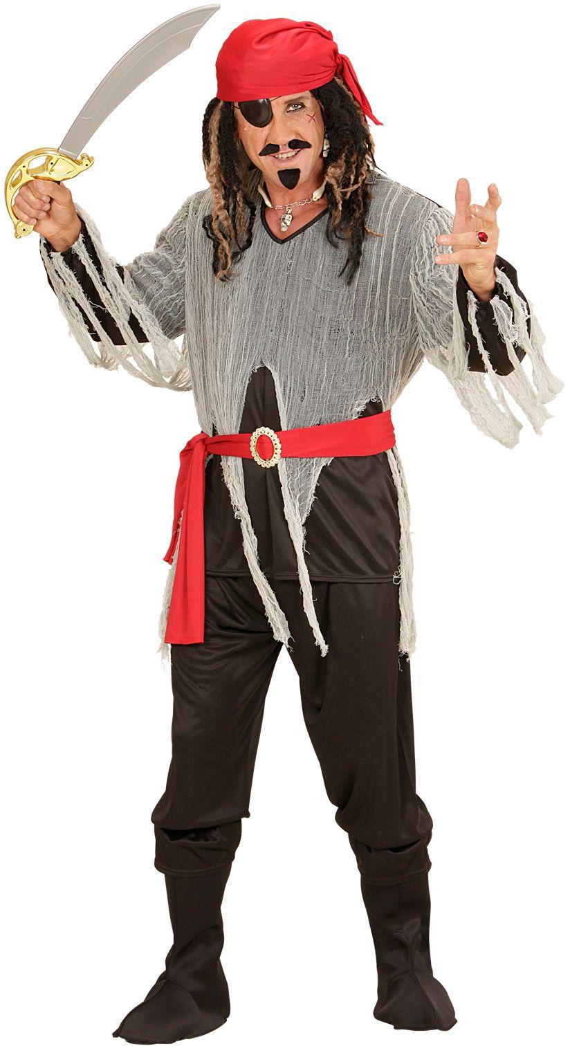 Piraat Jack Sparrow kostuum