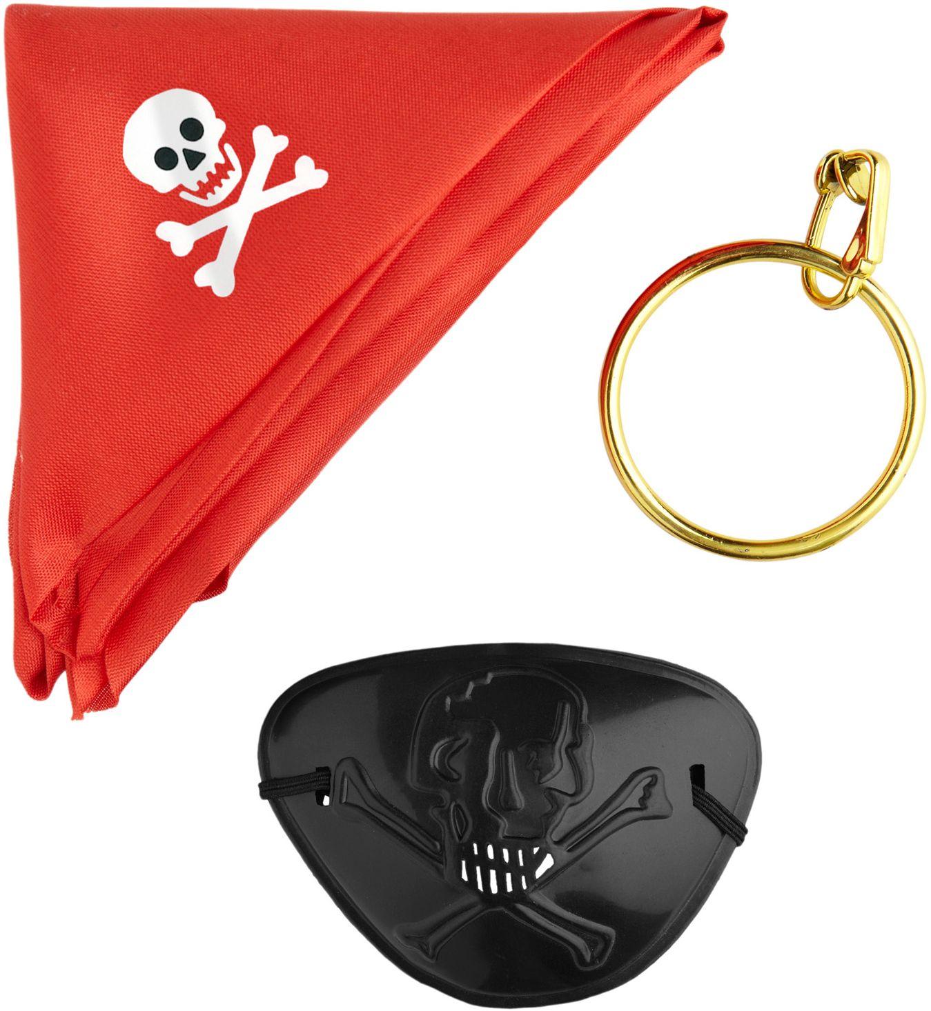 Piraten accessoires set