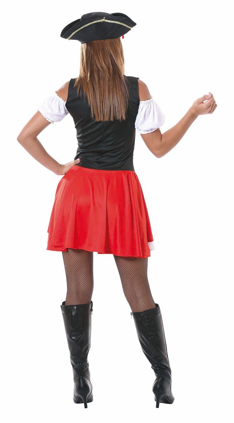 Piraten jurk carnaval
