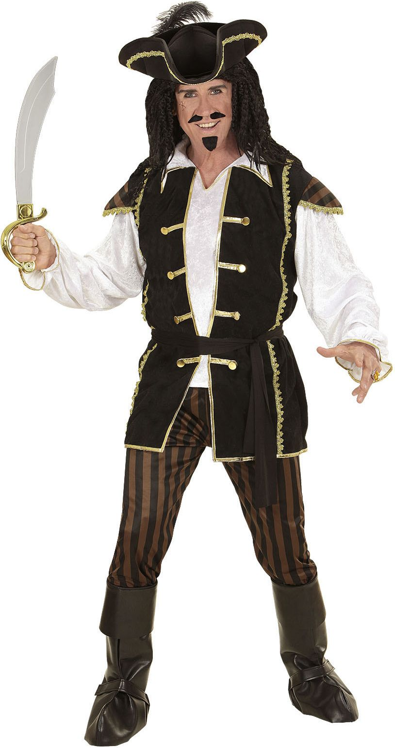 Piraten outfit heren