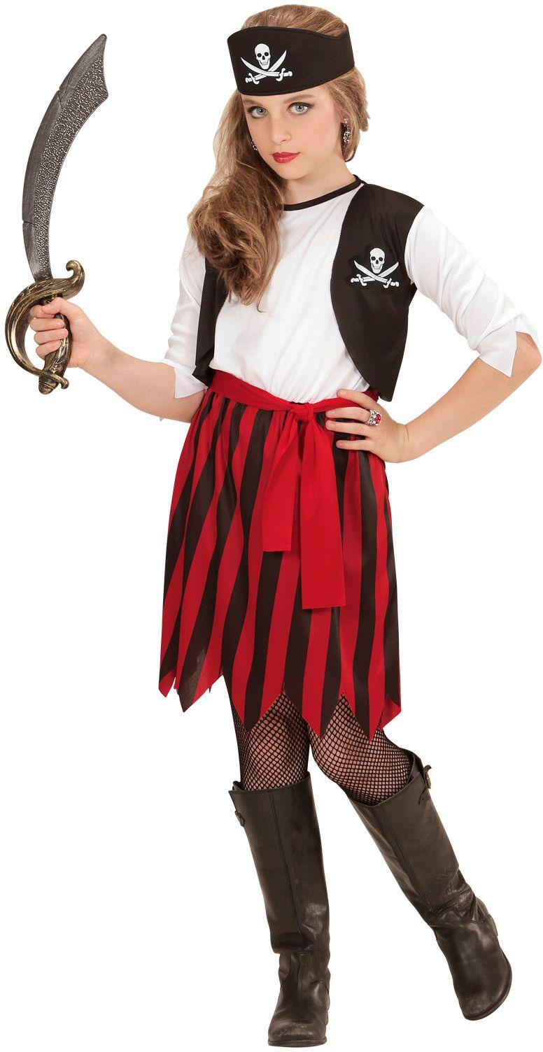 Piraten pakje meisjes