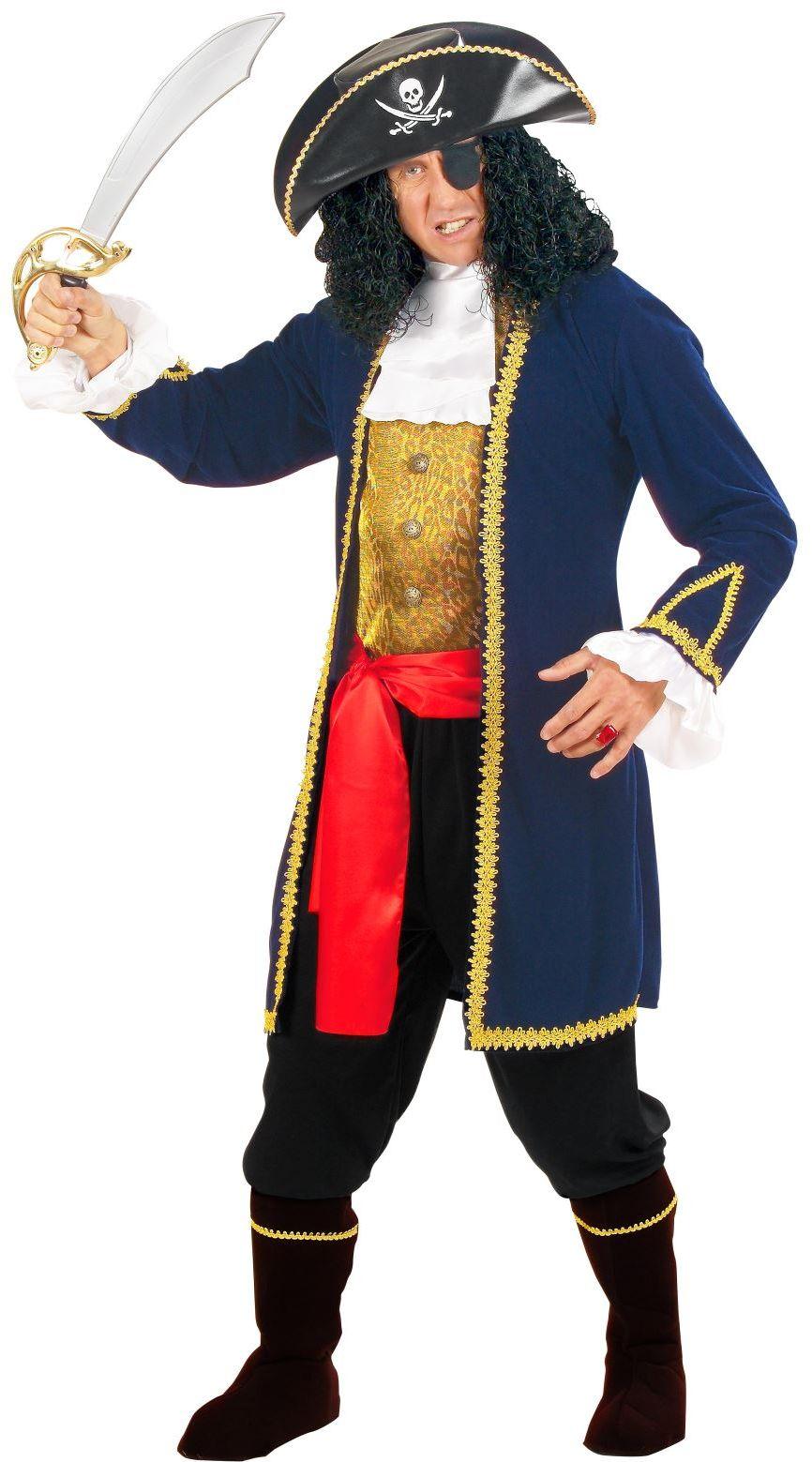 Piraten Zeven zeeën kostuum