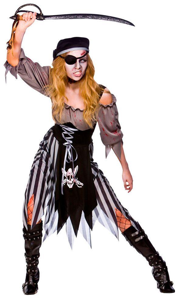 Piraten zombie