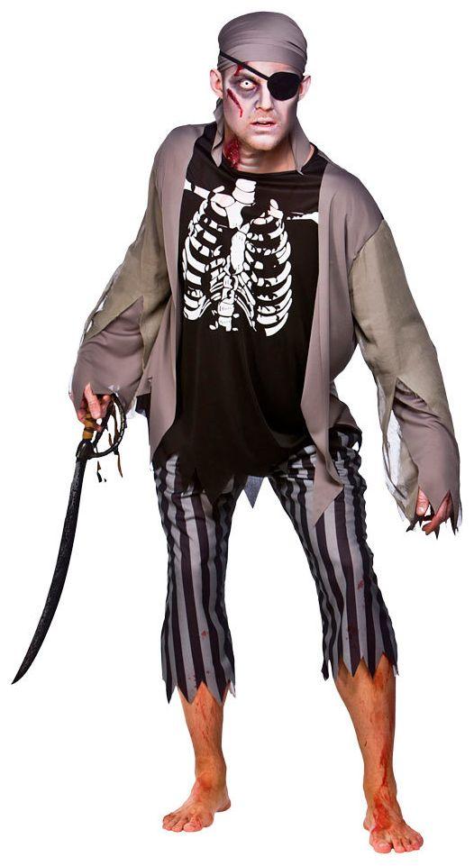 Piraten zombie man