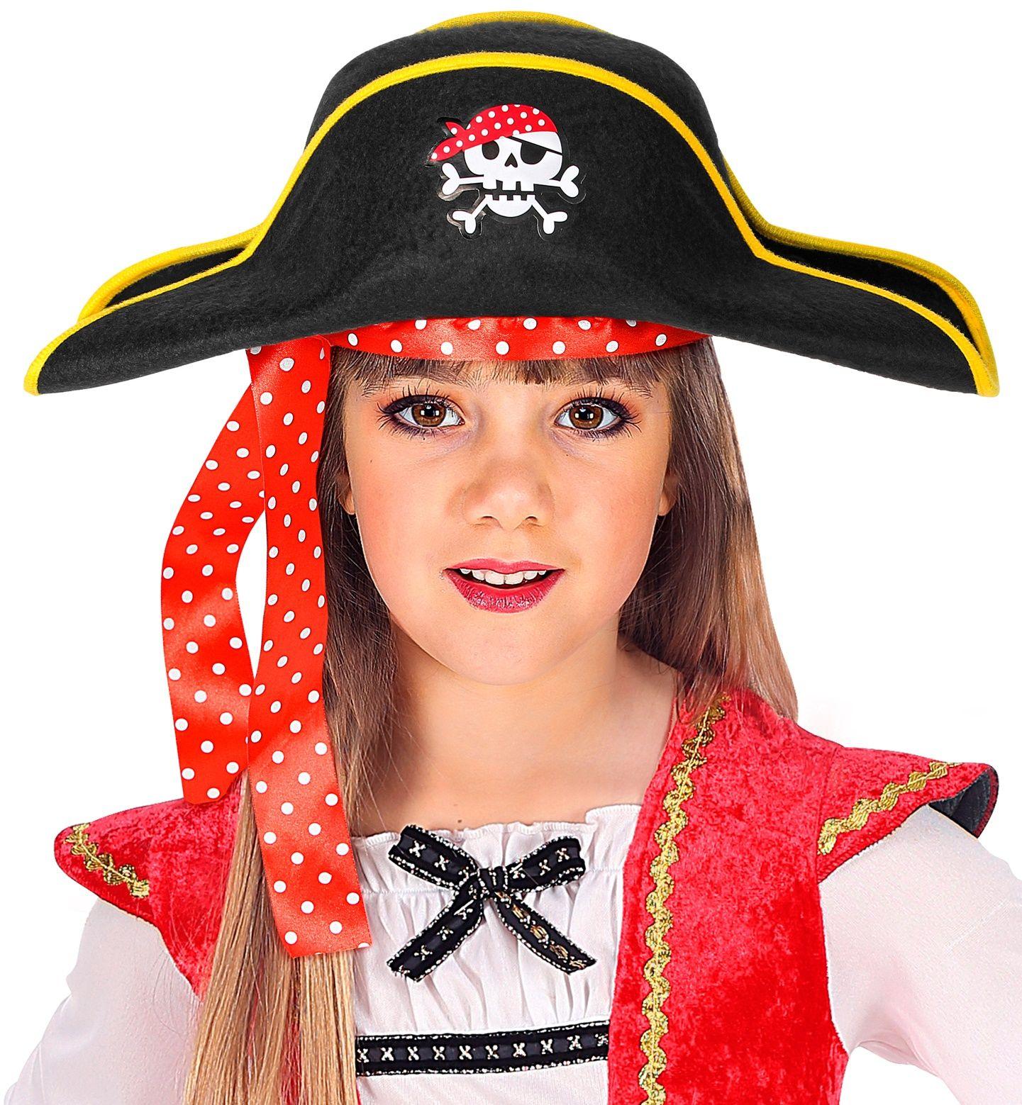 Piratenhoed kinderen