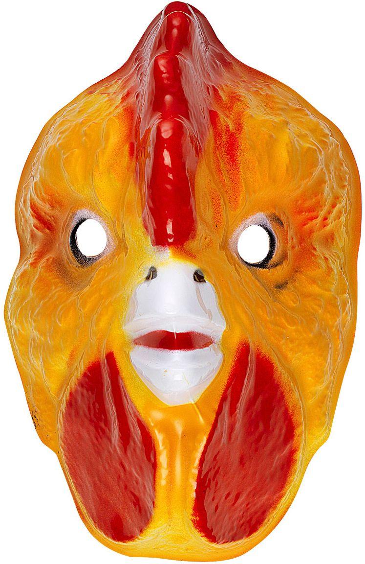 Plastic haan kinder masker