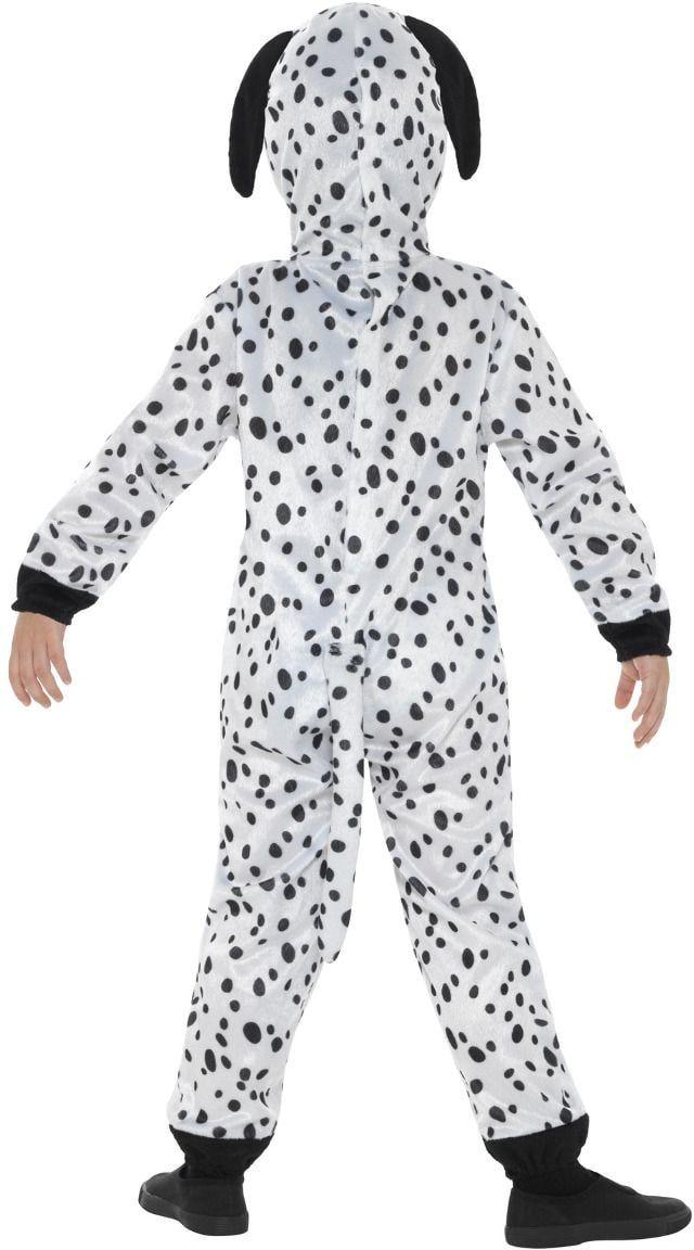 Pluche dalmatier onesie kind