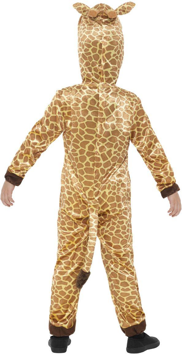 Pluche giraffe onesie kind
