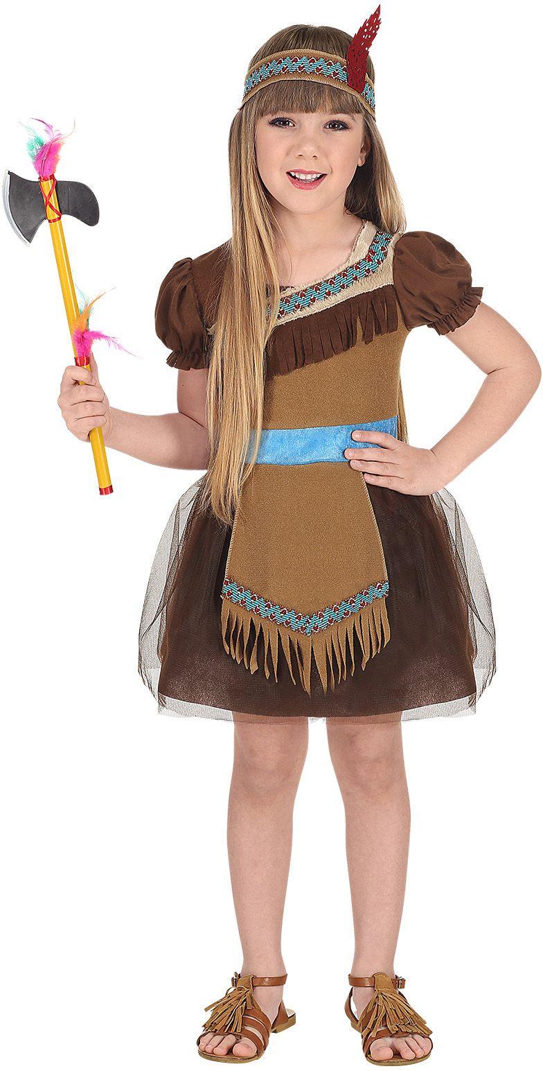 Pocahontas jurk meisje