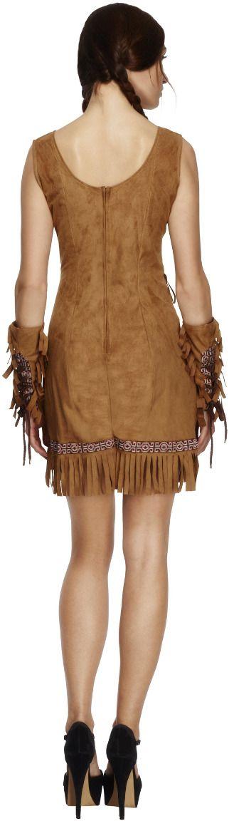 Pocahontas jurkje dames