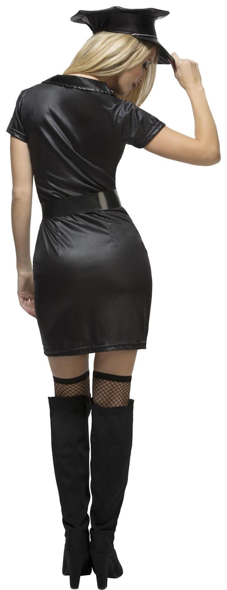 Politie jurk dames