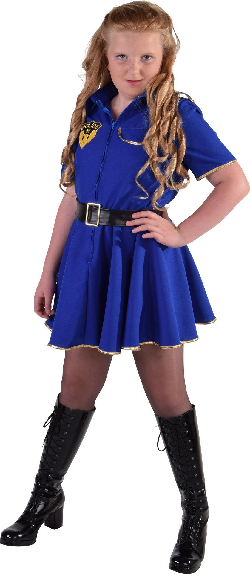 Politie jurk meisjes