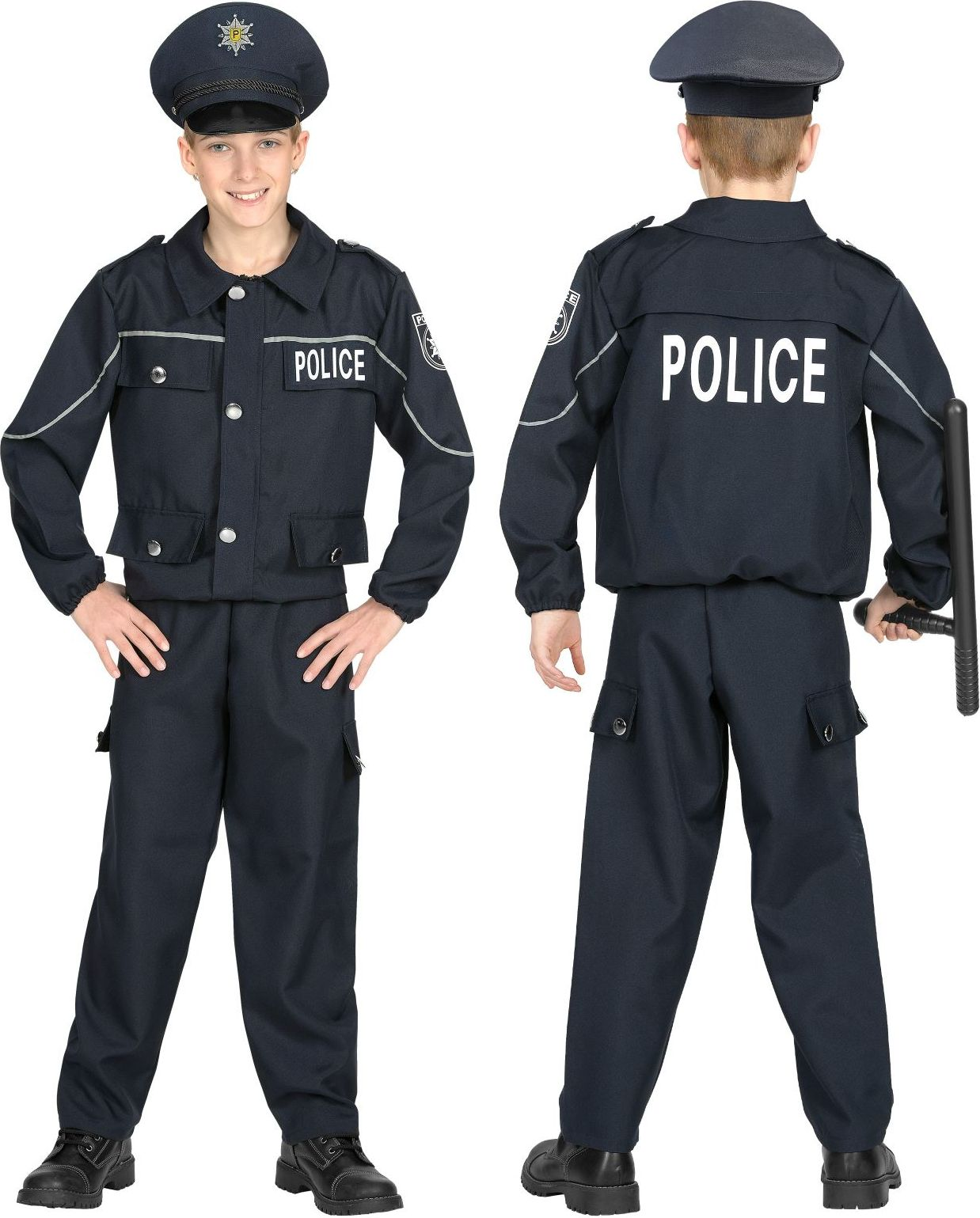 Politie outfit kind