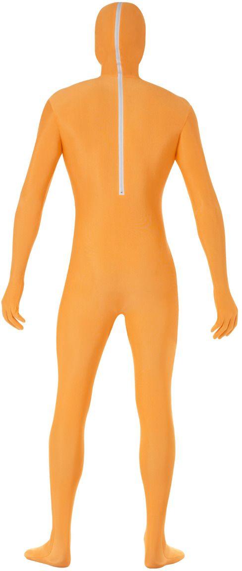 Pompoen oranje morphsuit