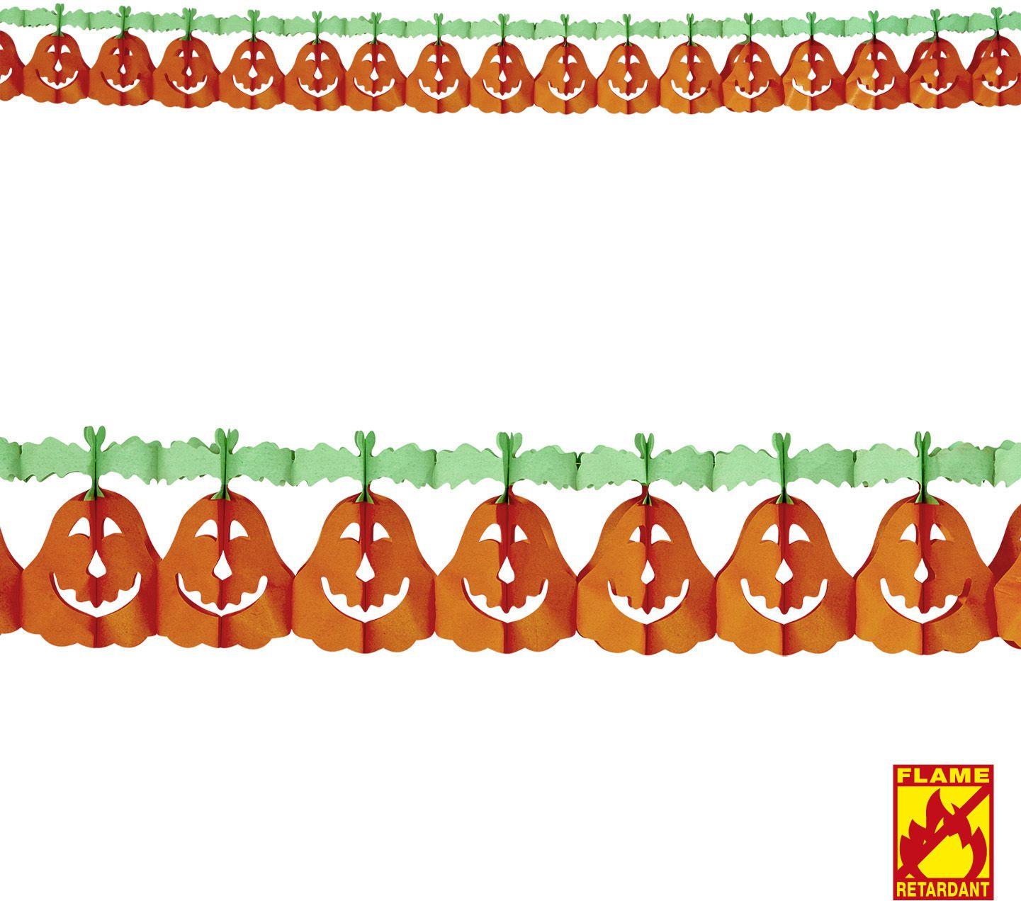 Pompoen slingers