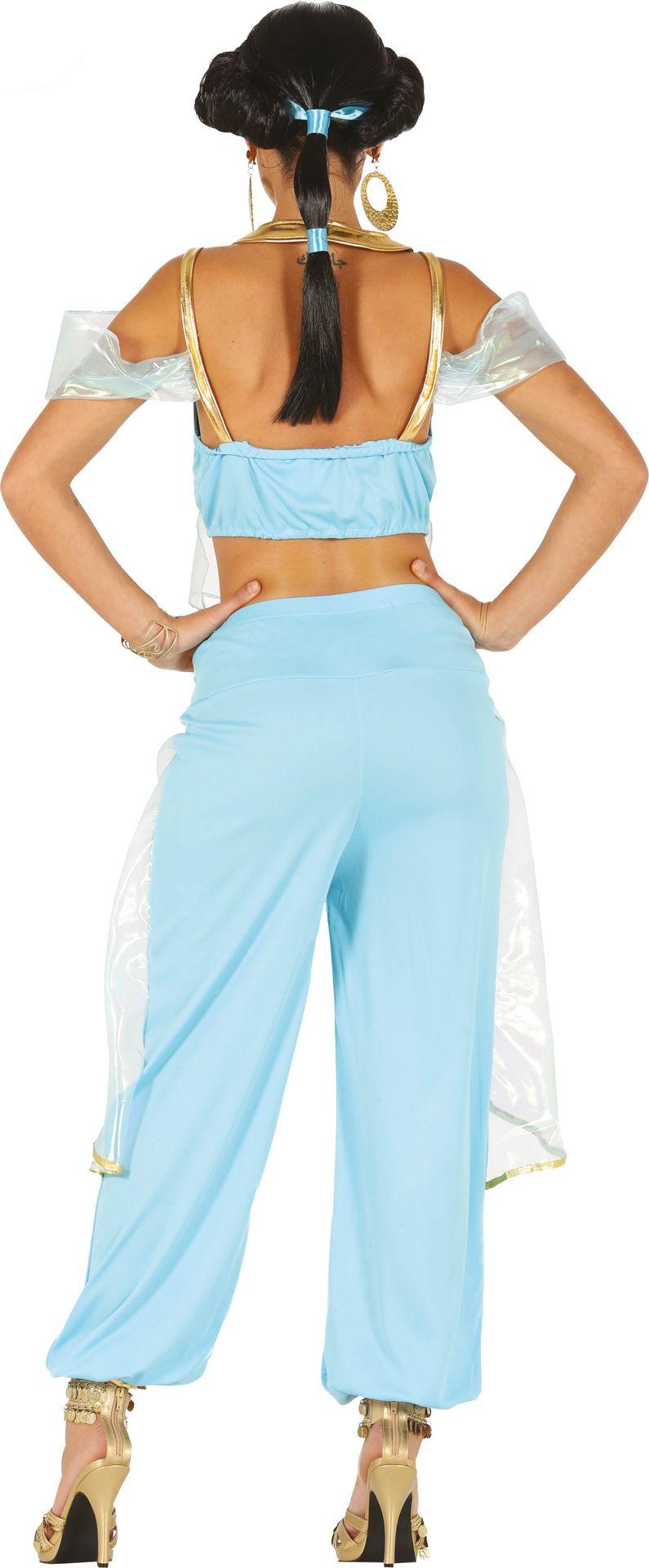 Prinses Jasmine van Aladin kostuum
