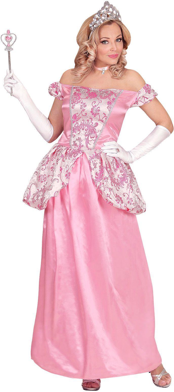 Prinsessen jurk dames