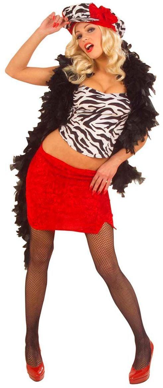 Prostituee kostuum