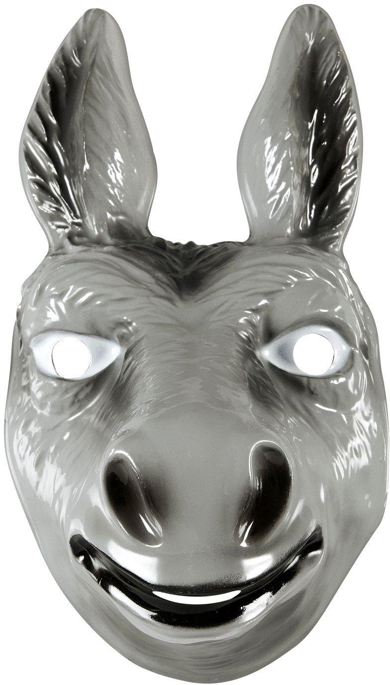 Pvc ezel masker