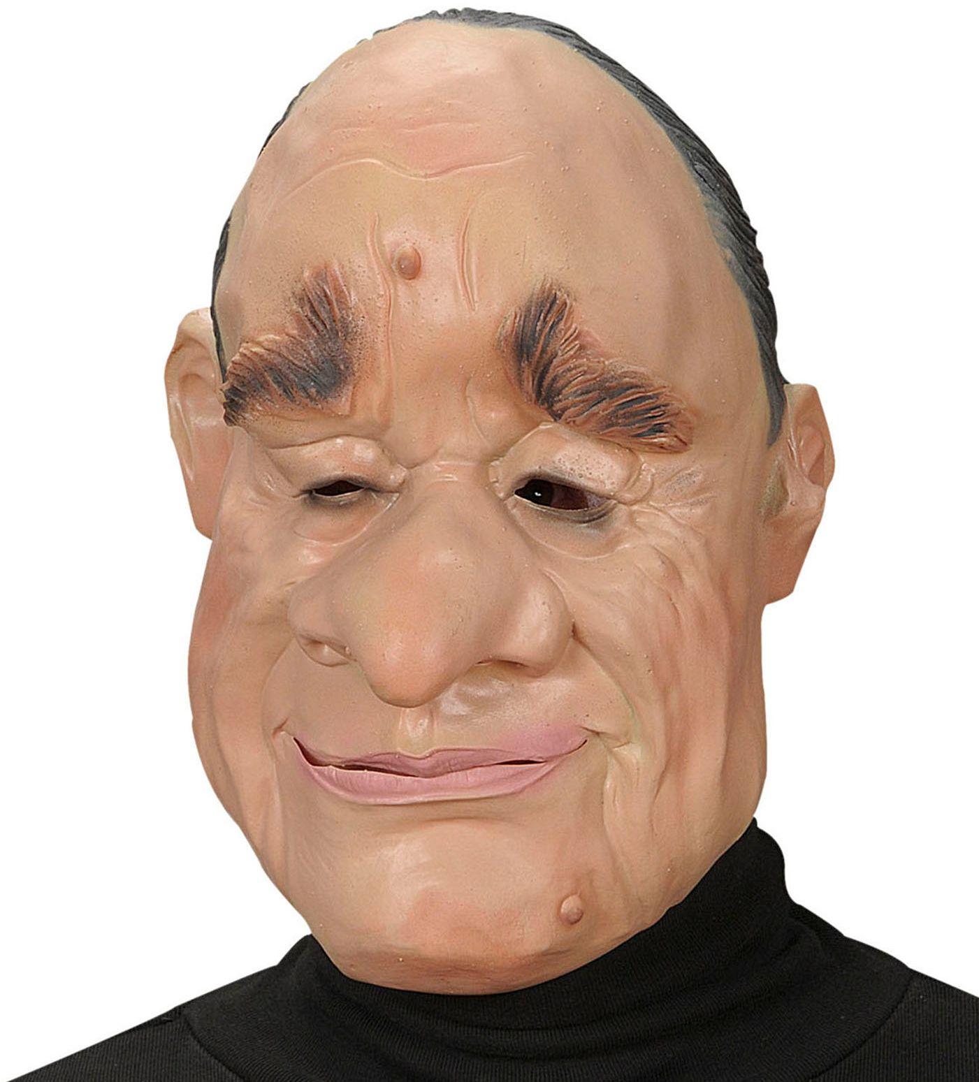 Ralph karikatuur masker