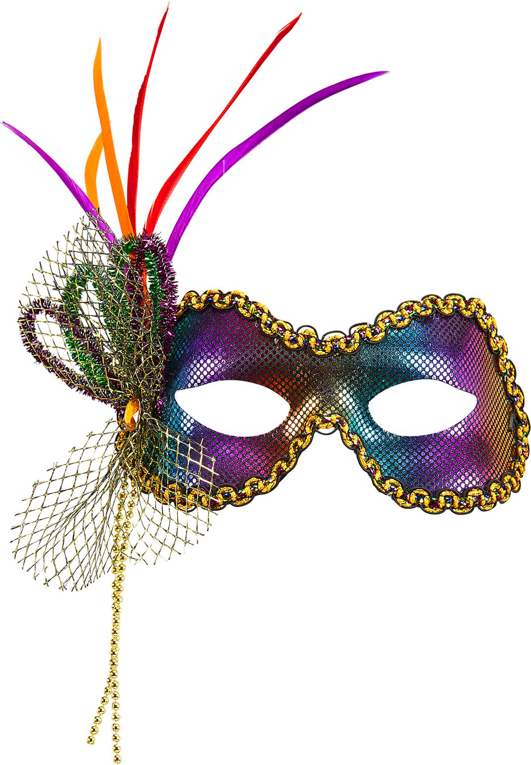 Regenboog fidelio oogmasker