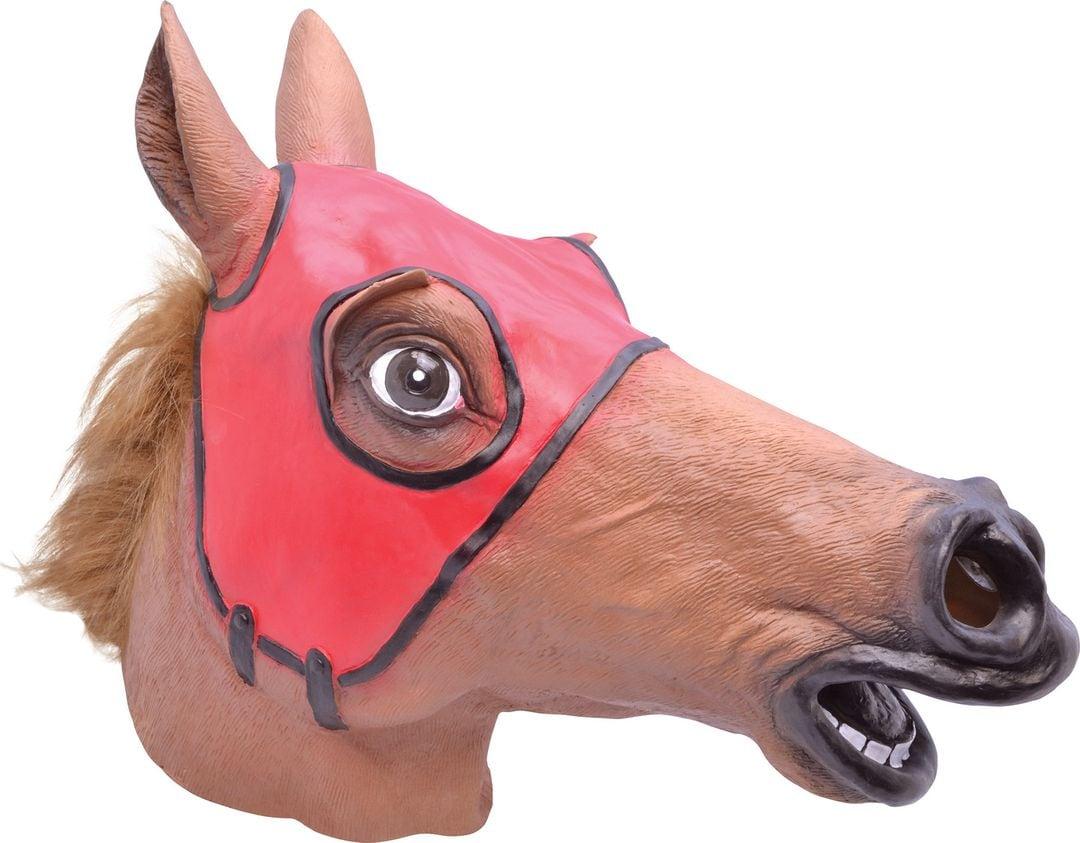 Renpaard masker