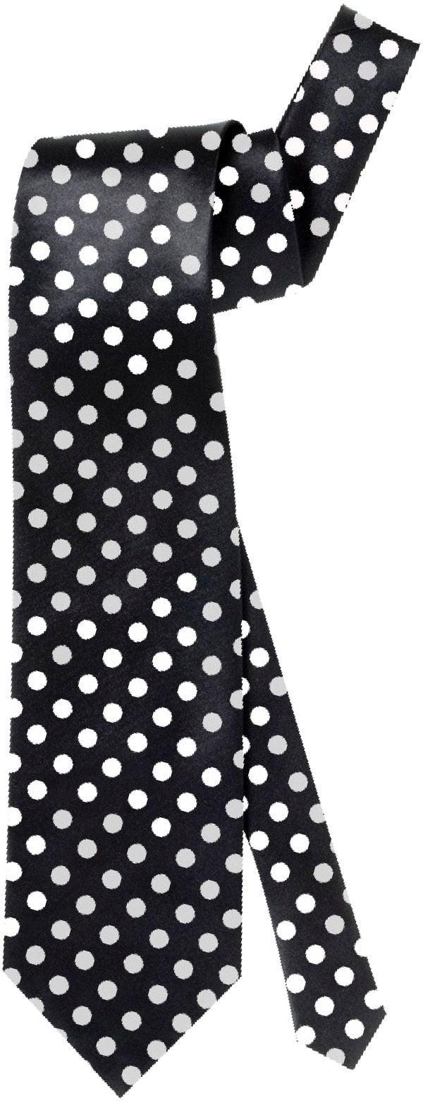 Retro gestipte stropdas