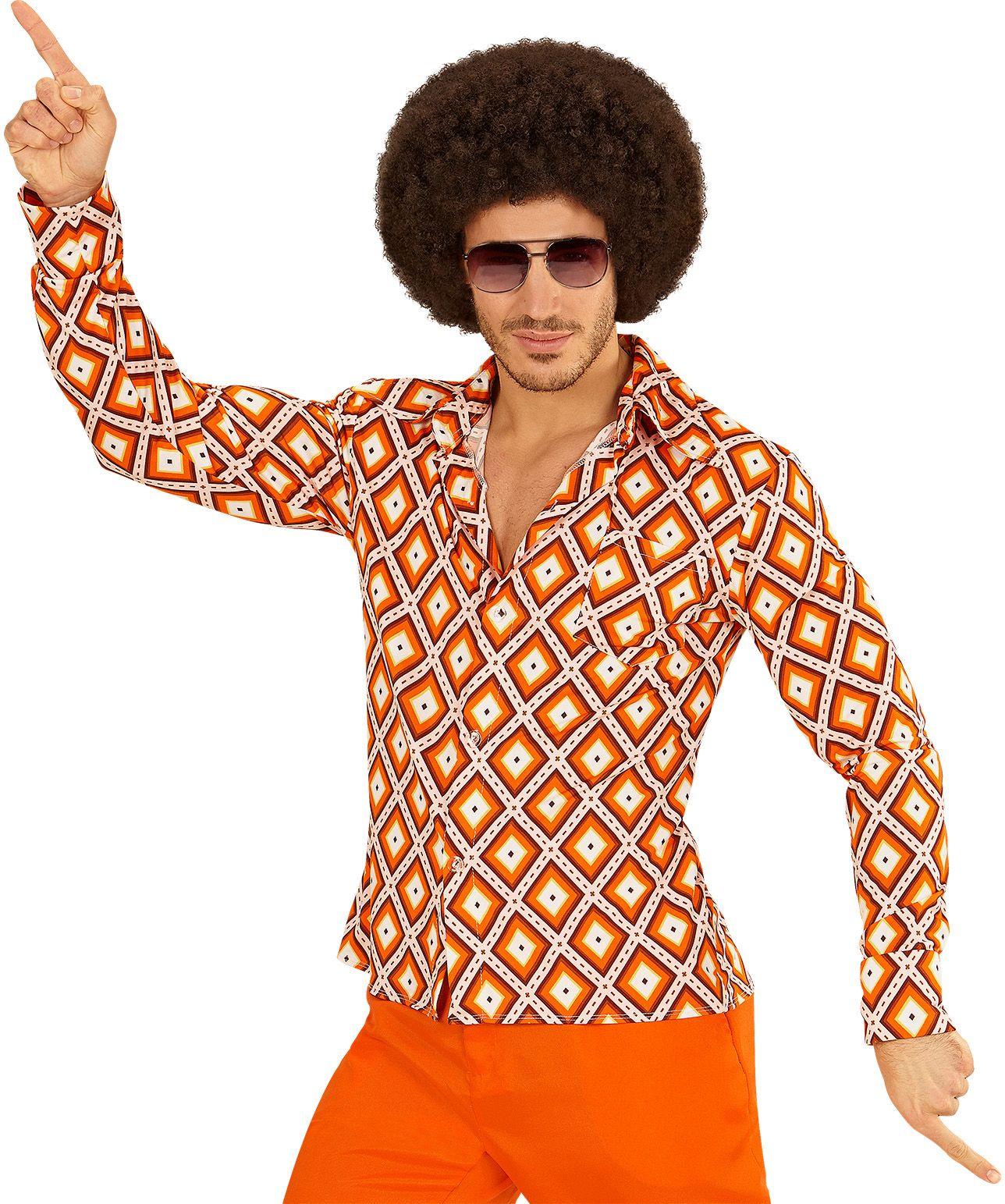 Retro jaren 70 shirt