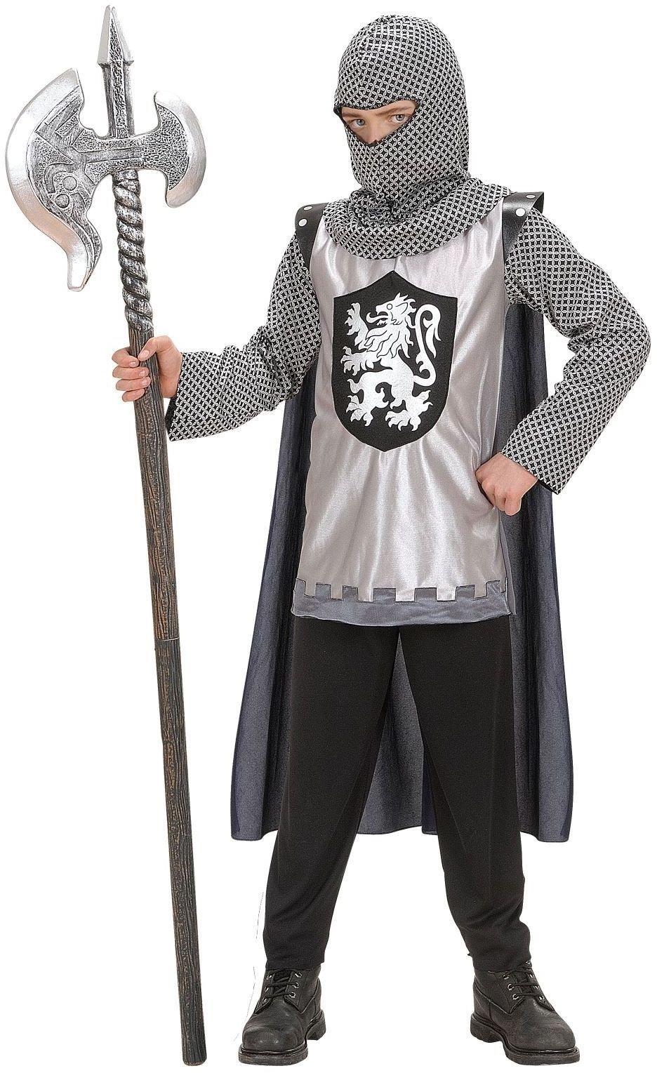 Ridder leeuwenhart kostuum