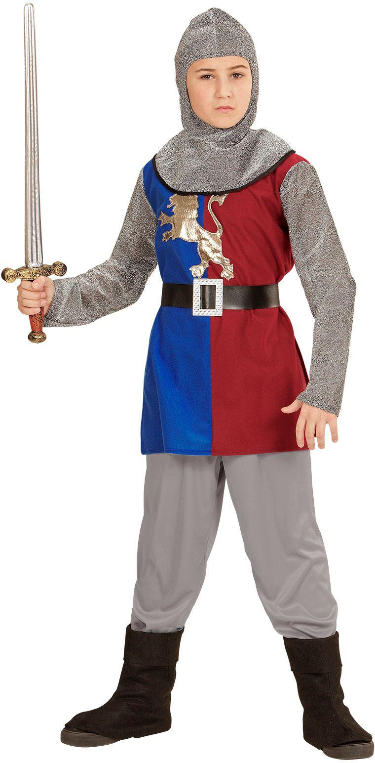 Ridder middeleeuwen kind