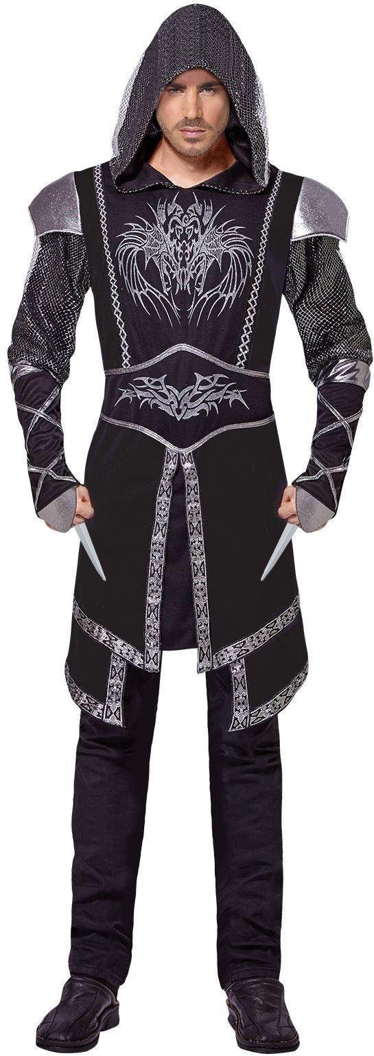Ridder middeleeuwen kostuum