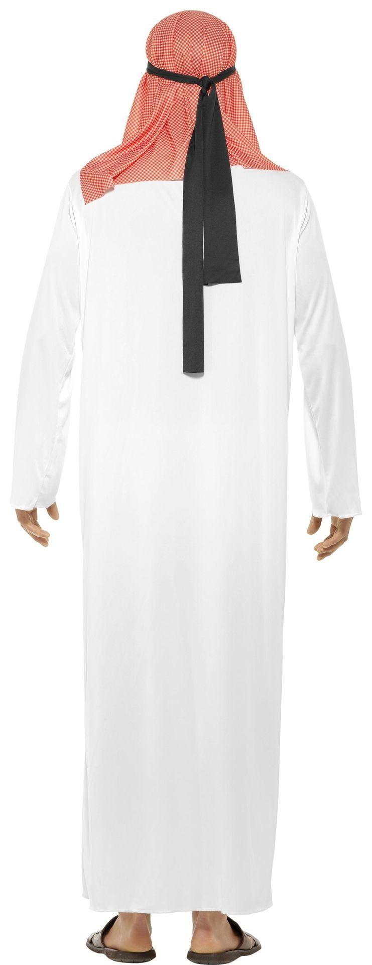 Rijke sjeik kostuum
