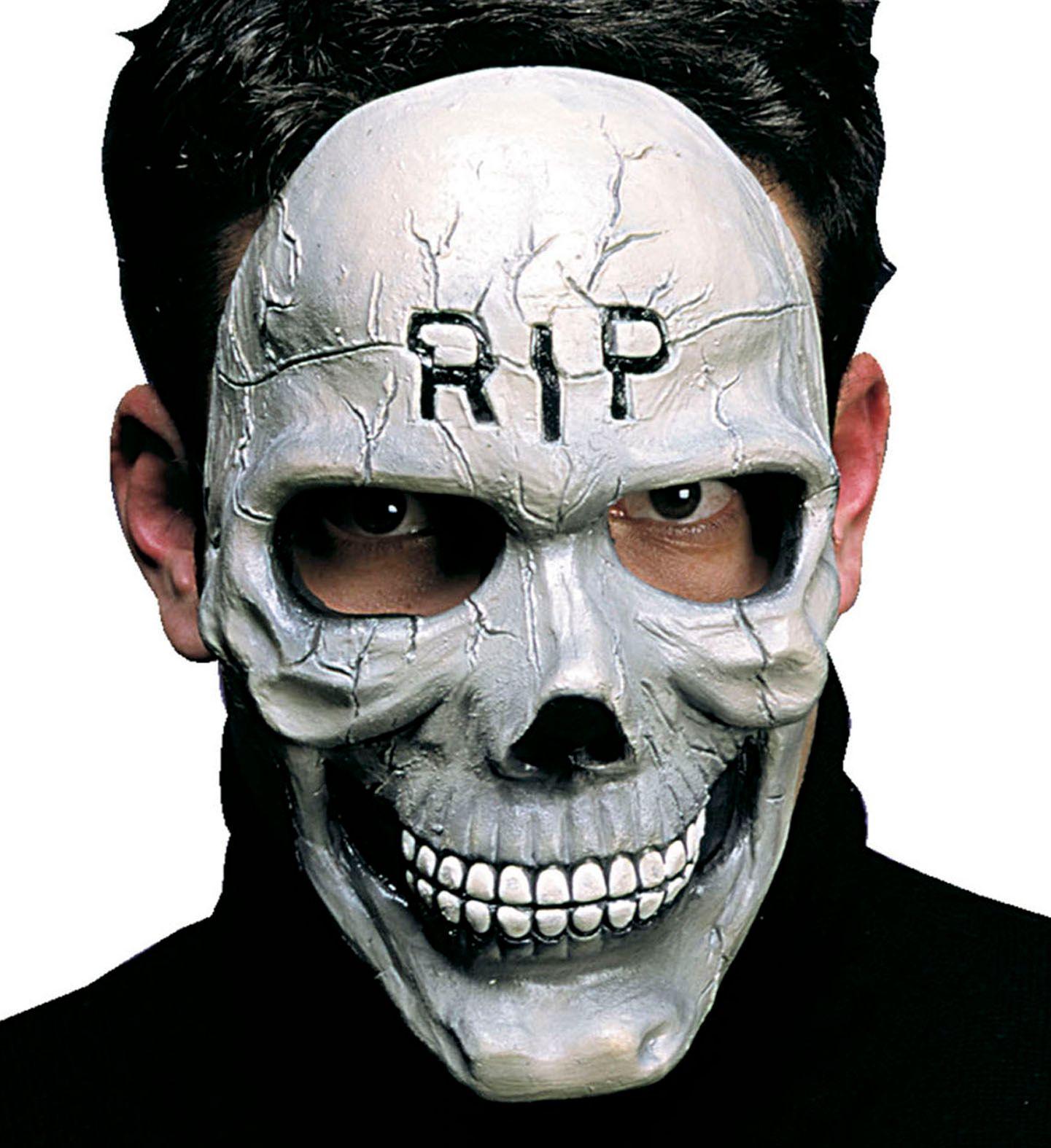 R.I.P. schedel masker