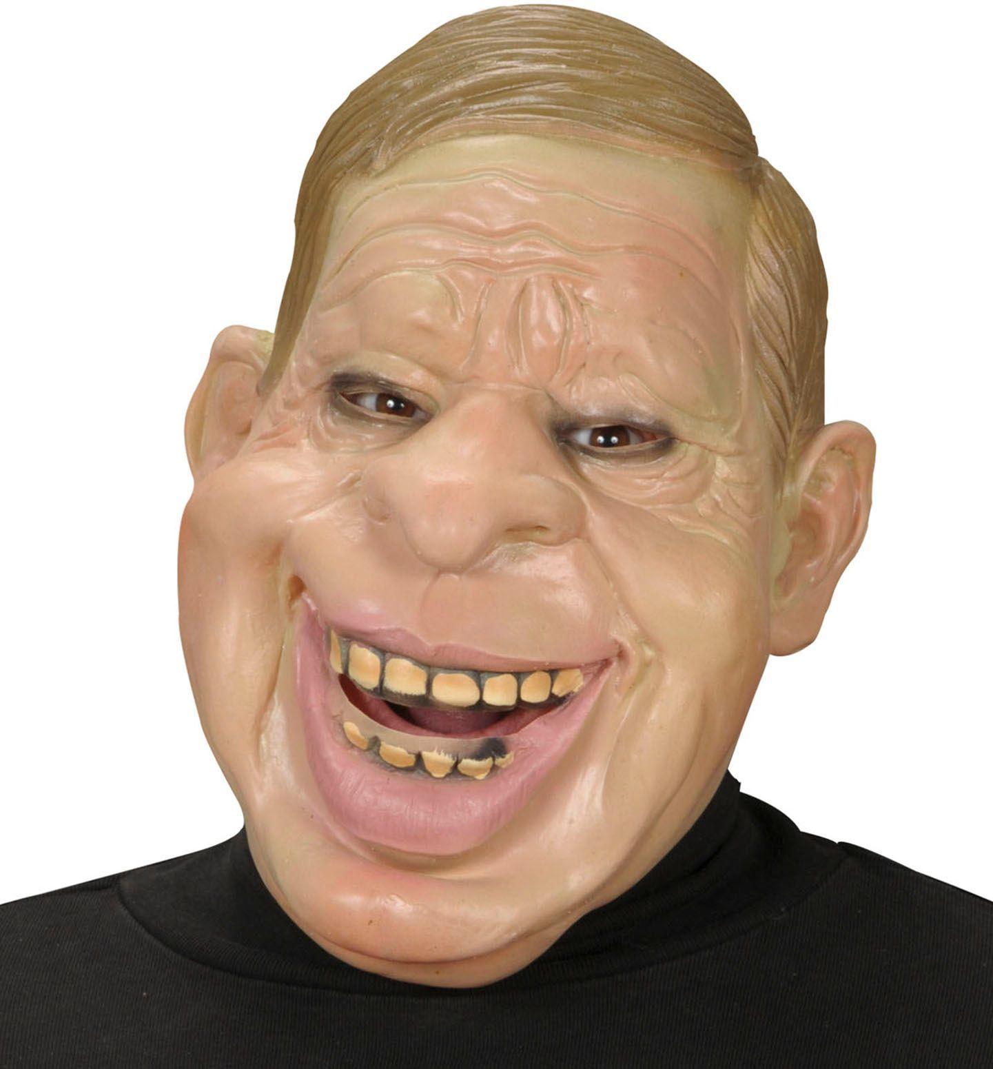 Robert karikatuur masker
