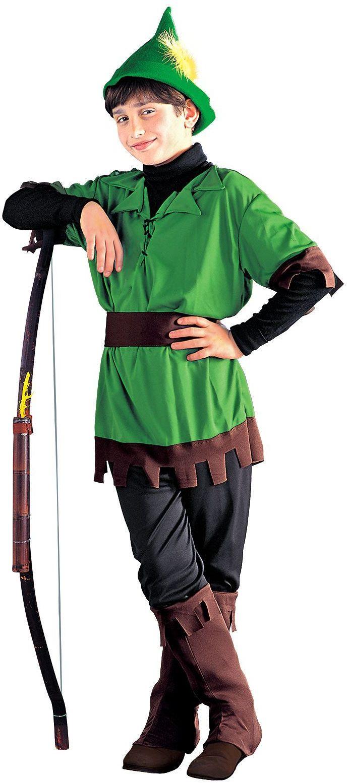 Robin Hood kind kostuum