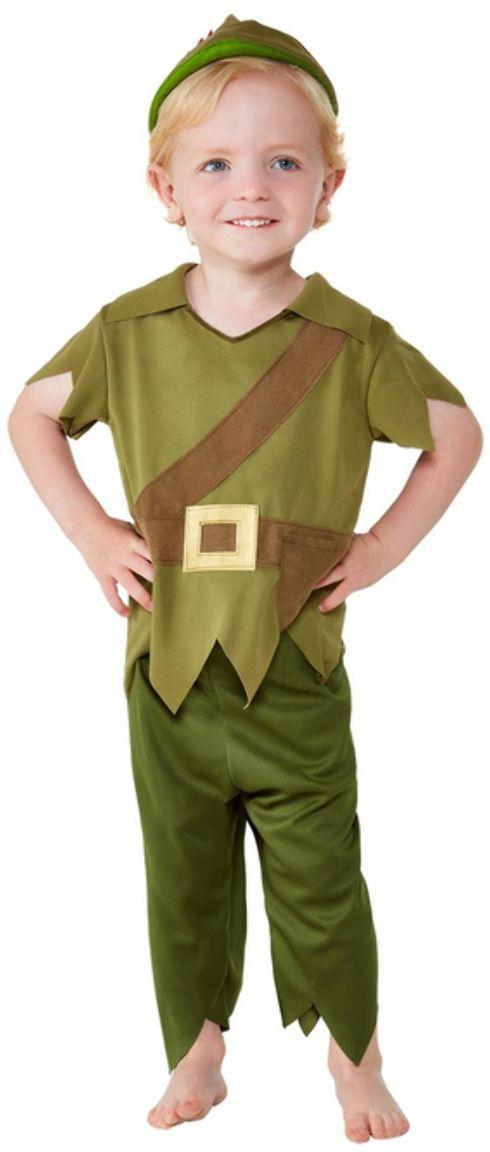 Robin Hood peuter kostuum