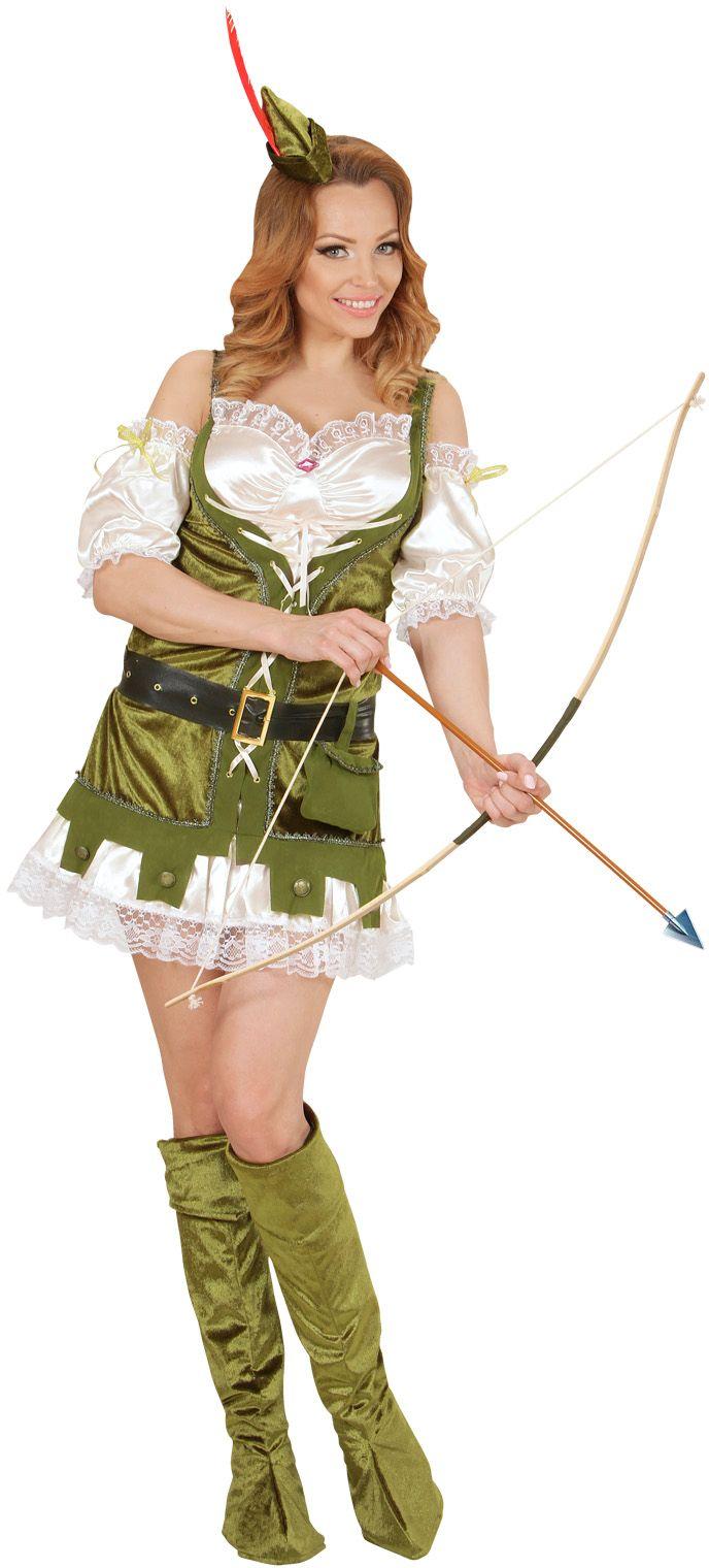 Robin Hood vrouw