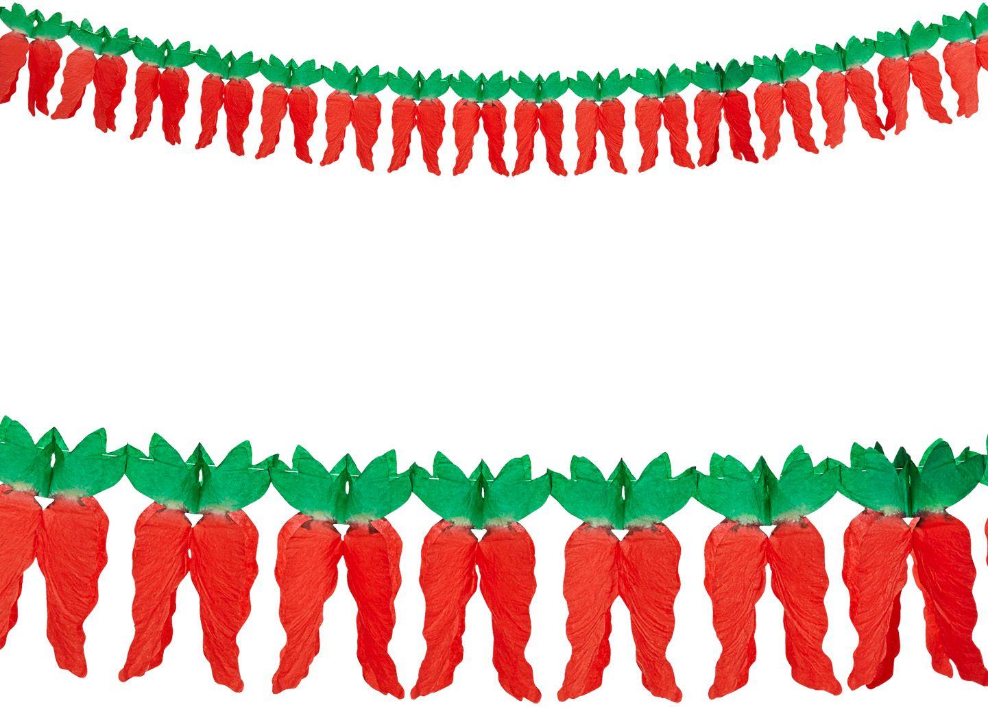 Rode chilipeper slinger