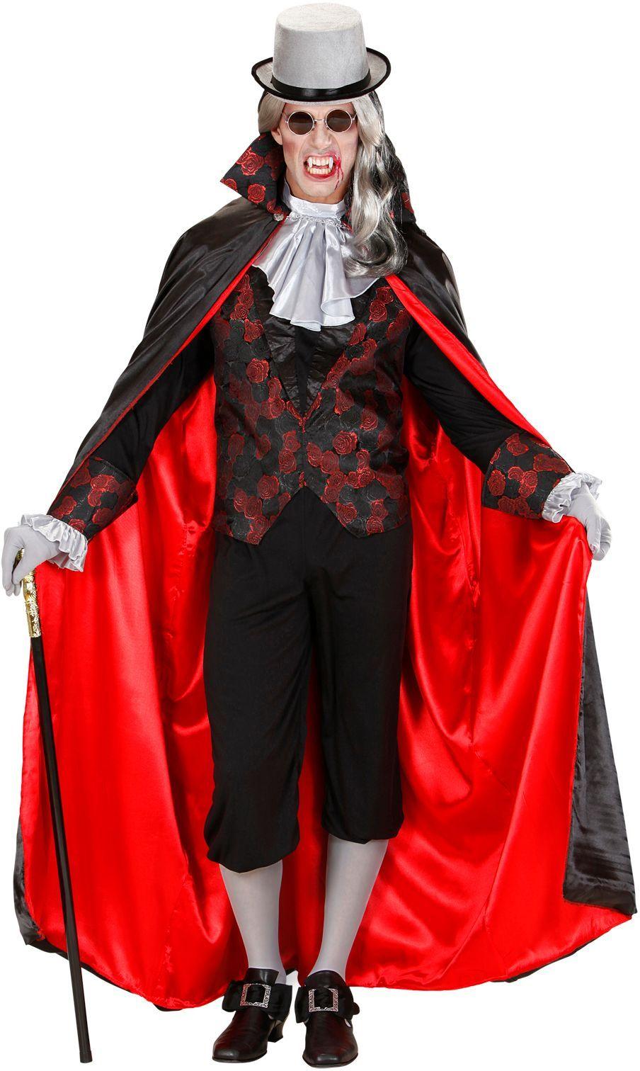 Rode Dracula vampier