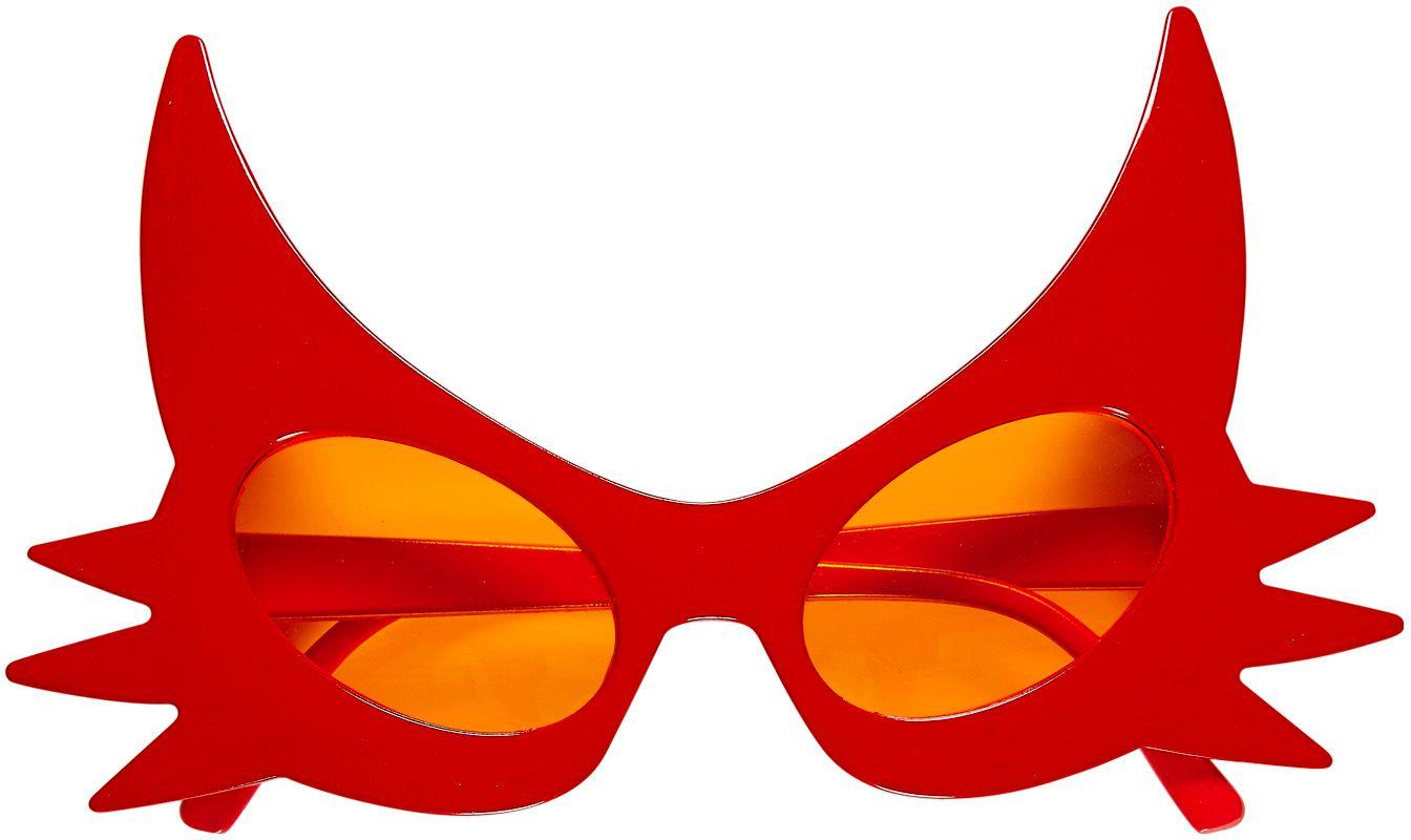 Rode duivel bril