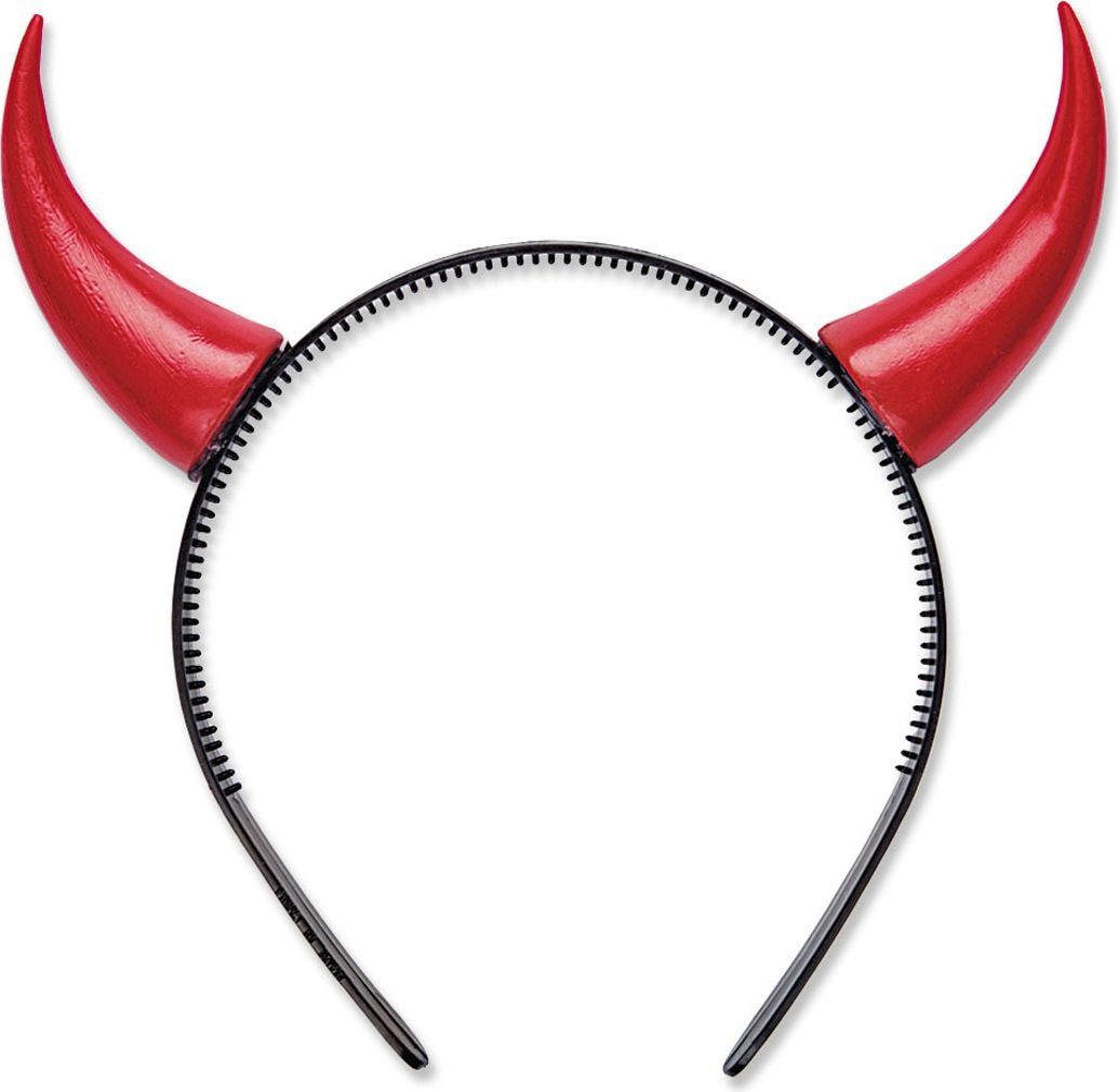 Rode duivel oortjes