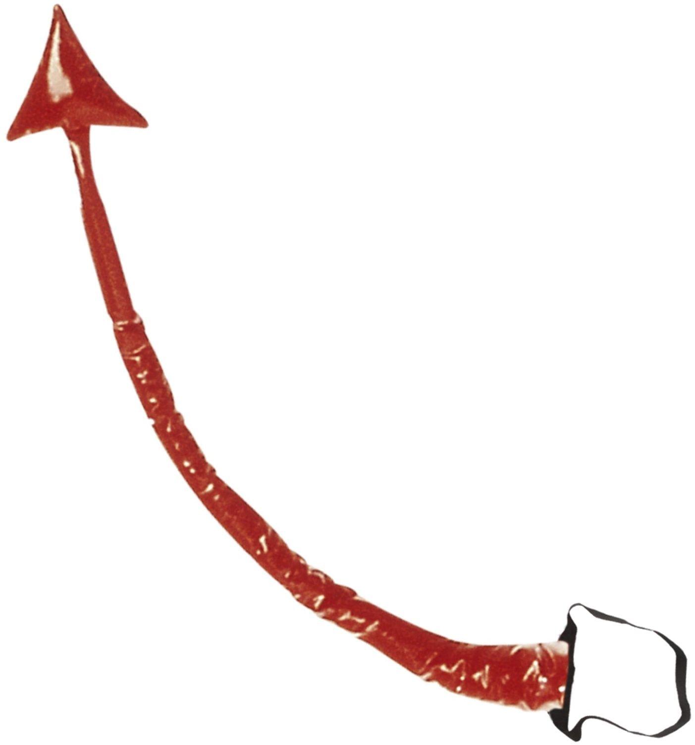 Rode duivel staart