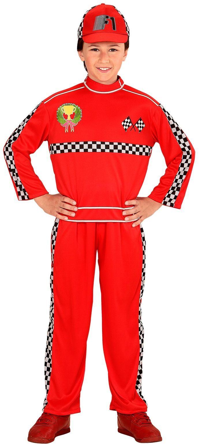 Rode formule 1 coureur