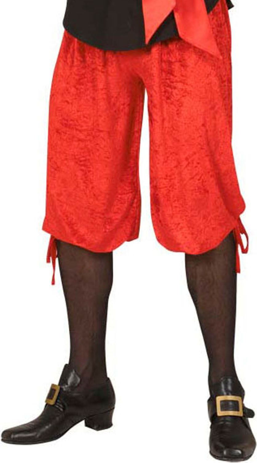 Rode kniebroek