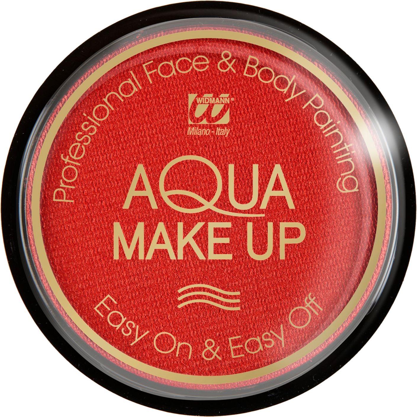 Rode make-up waterbasis metallic