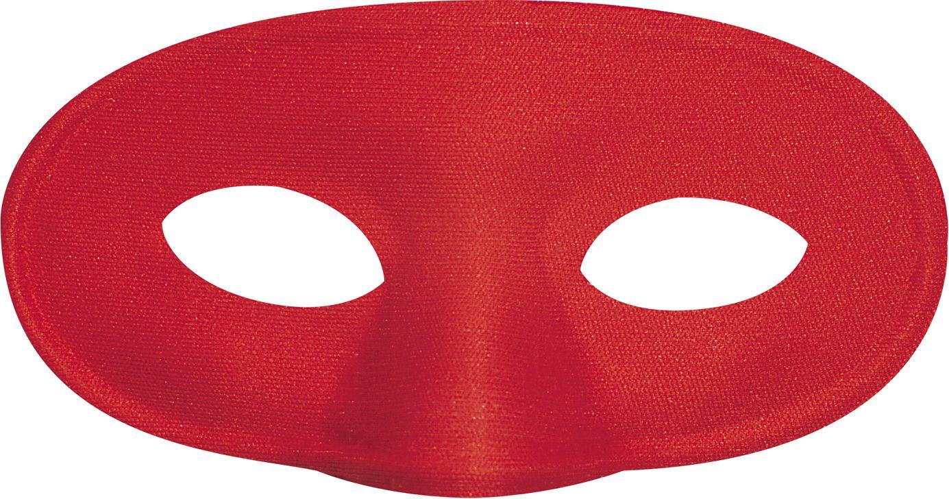 Rode mascherina oogmasker