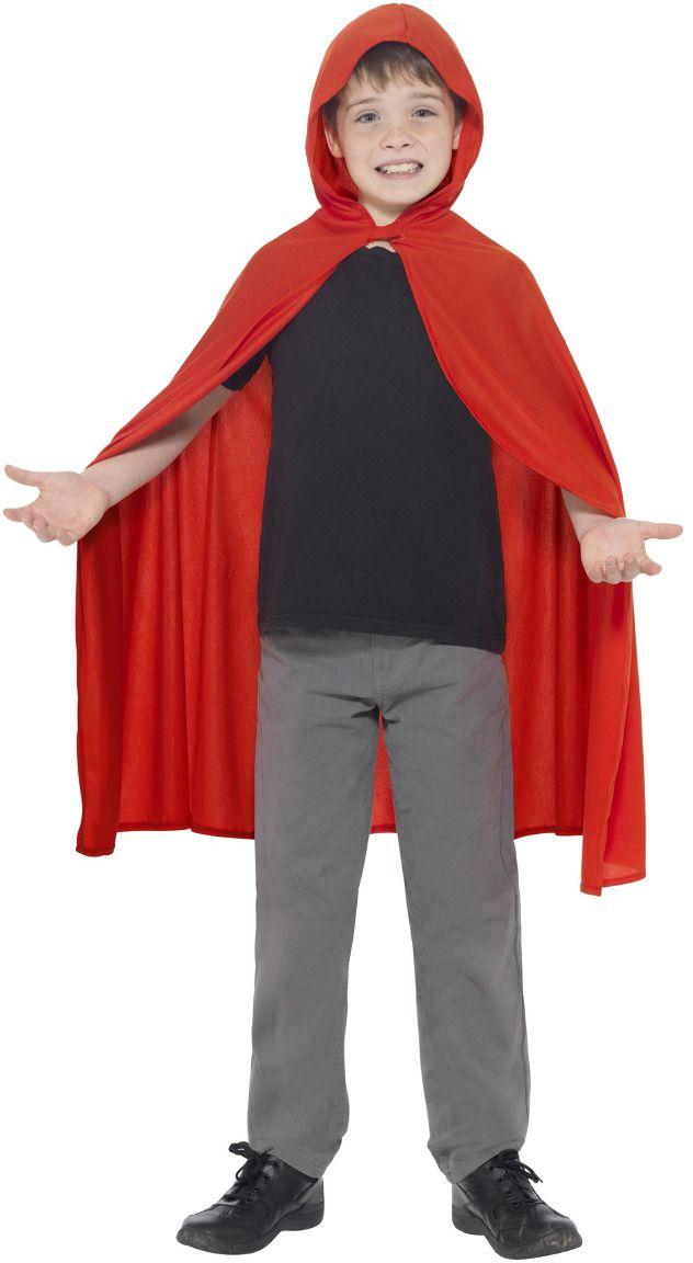Rode meisjes cape