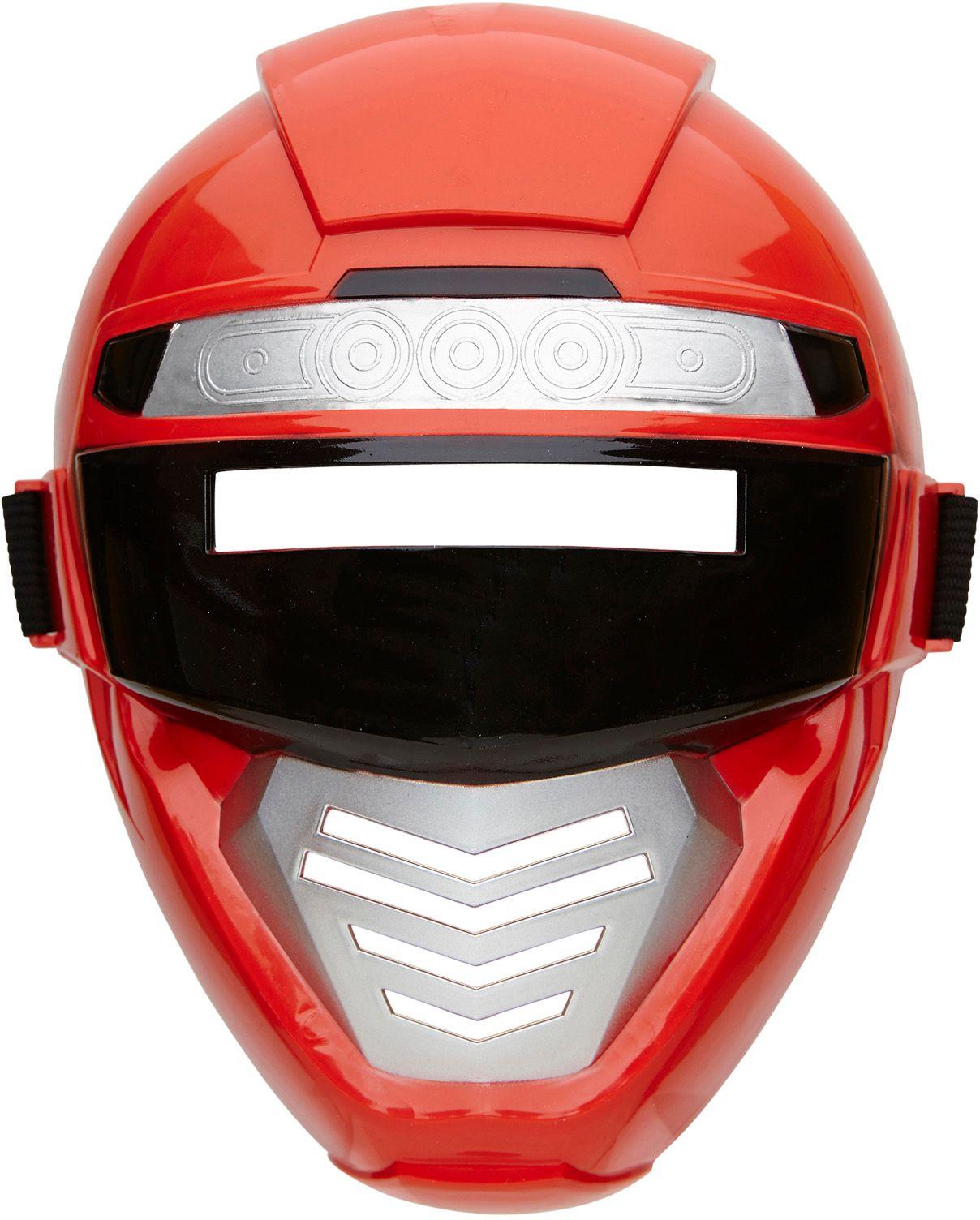 Rode robot masker